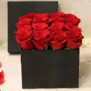 باکس گل و جعبه گل ارزان قیمت کوچک