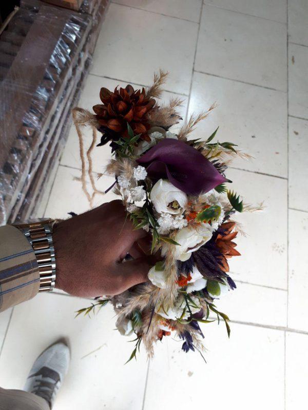گل ارغوان شماره 101 7