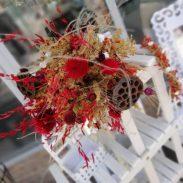 خرید آنلاین و اینترنتی دسته گل شیک برای هدیه و خواستگاری و عروس و جشن عروسی در تهران از فروشگاه و گلفروشی انلاین شادیچی